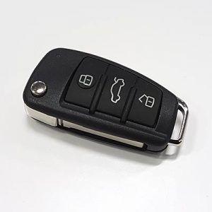 Auton avaimen kuori Audi