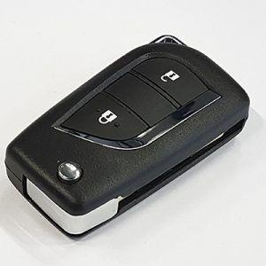 Auton avaimen kuori Toyota